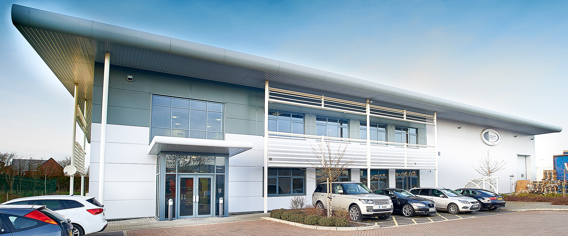 An image of Frem Group Head office