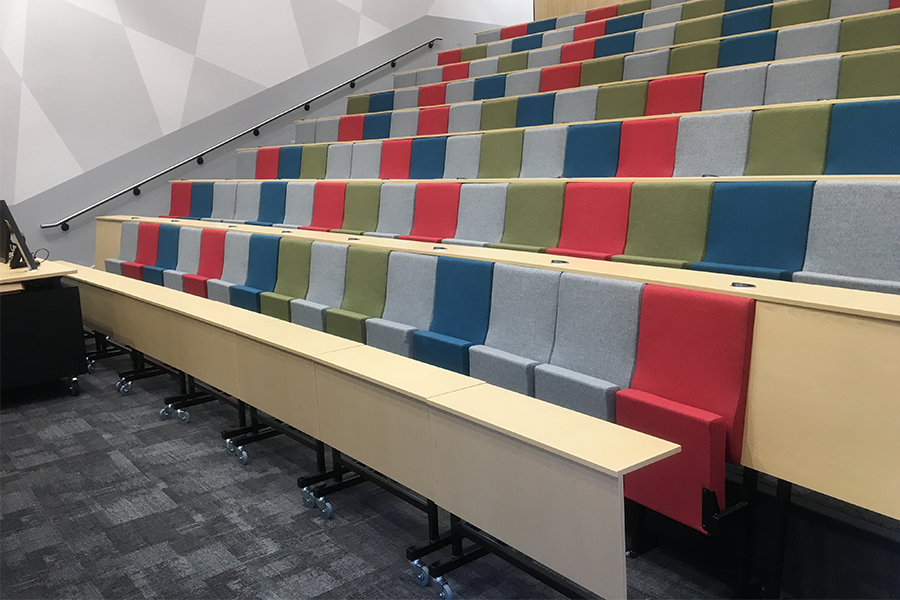 an image for University of Kent - Business School Lecture Theatre