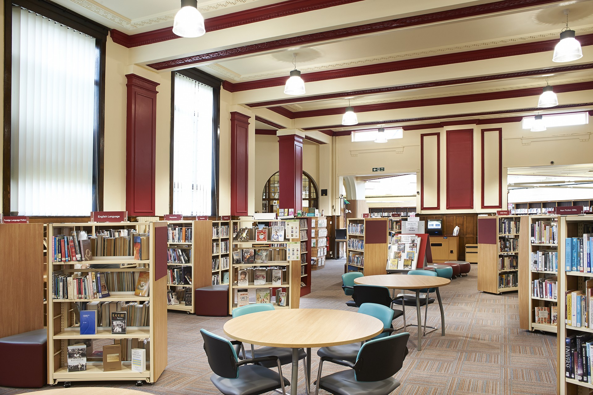 an image for Barrow Library