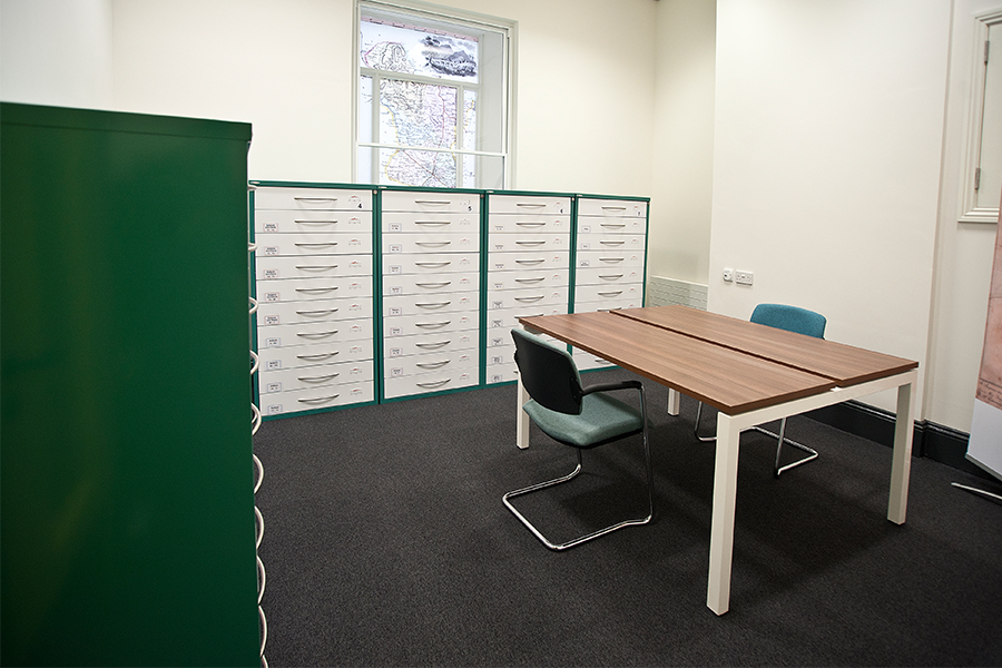 an image for Derbyshire Records Office