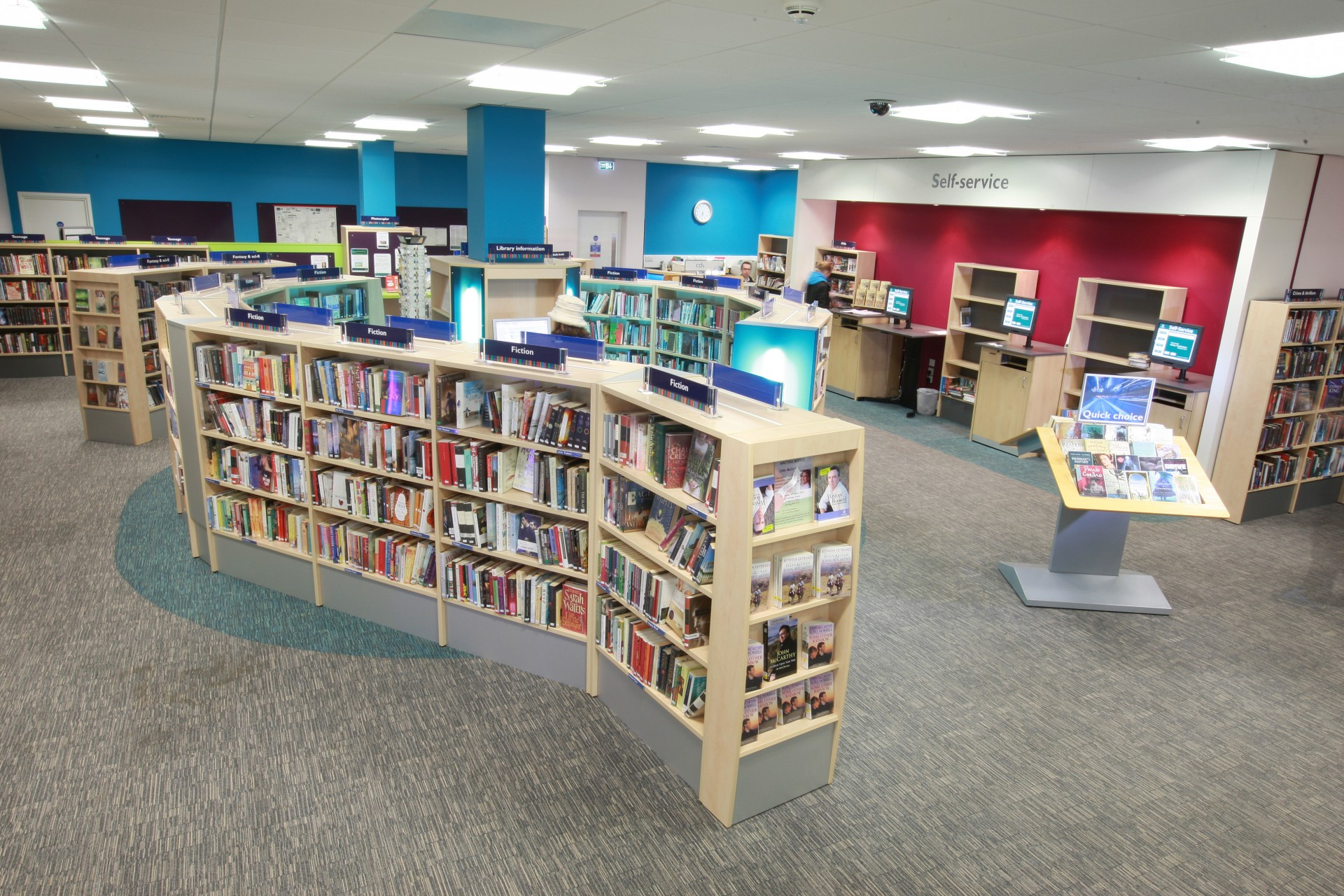 an image for Dorking Library
