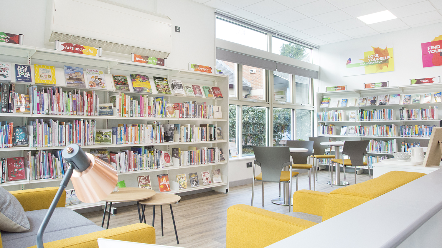 an image for Edwinstowe Library