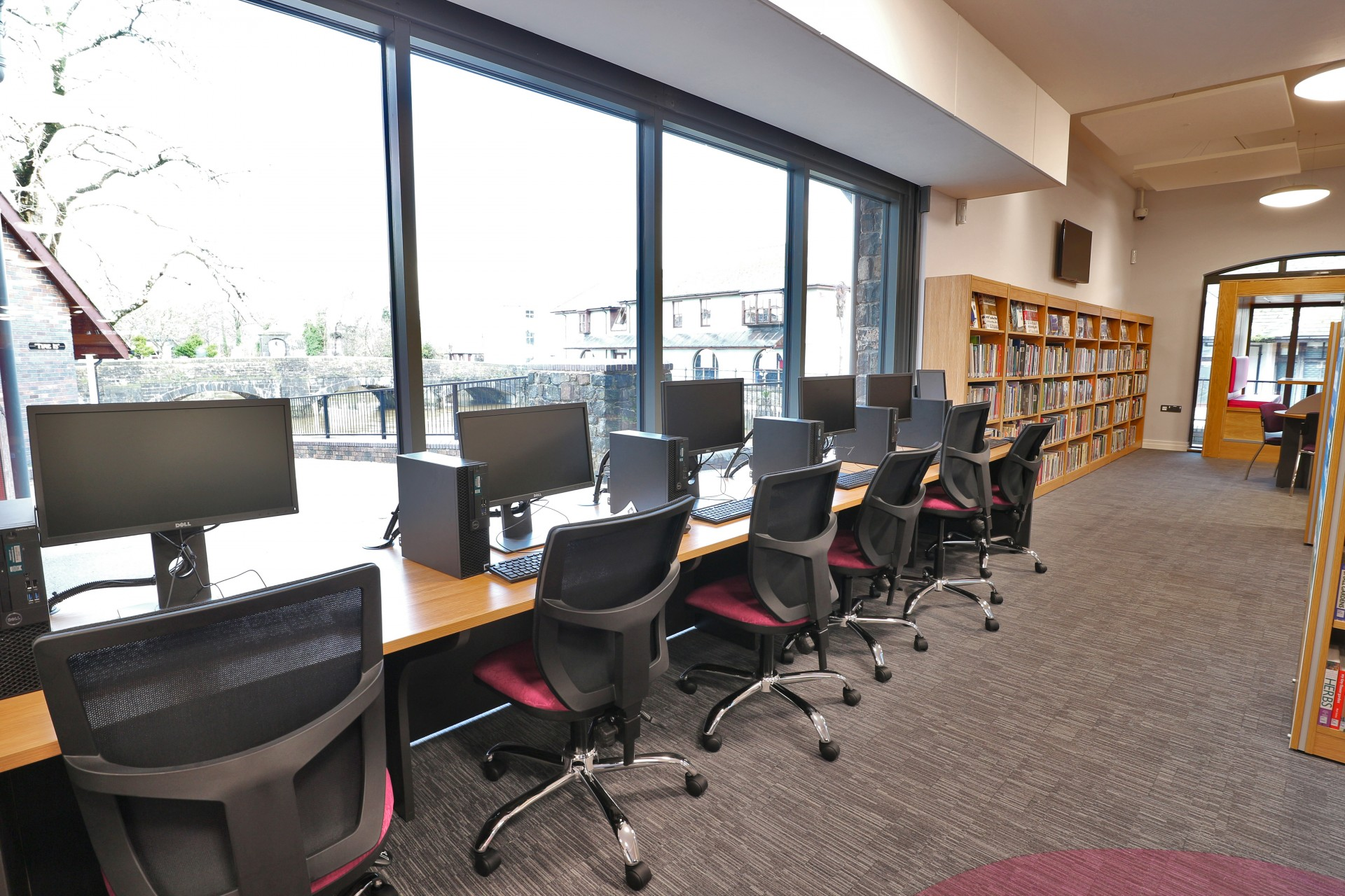 an image for Haverfordwest Library