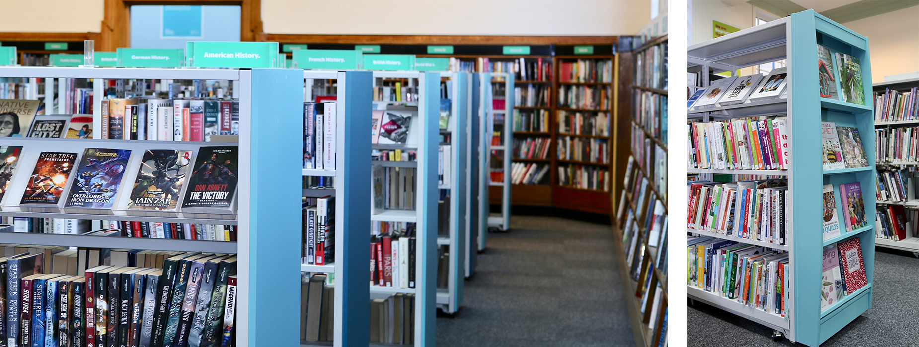 an image for Huddersfield Central Library