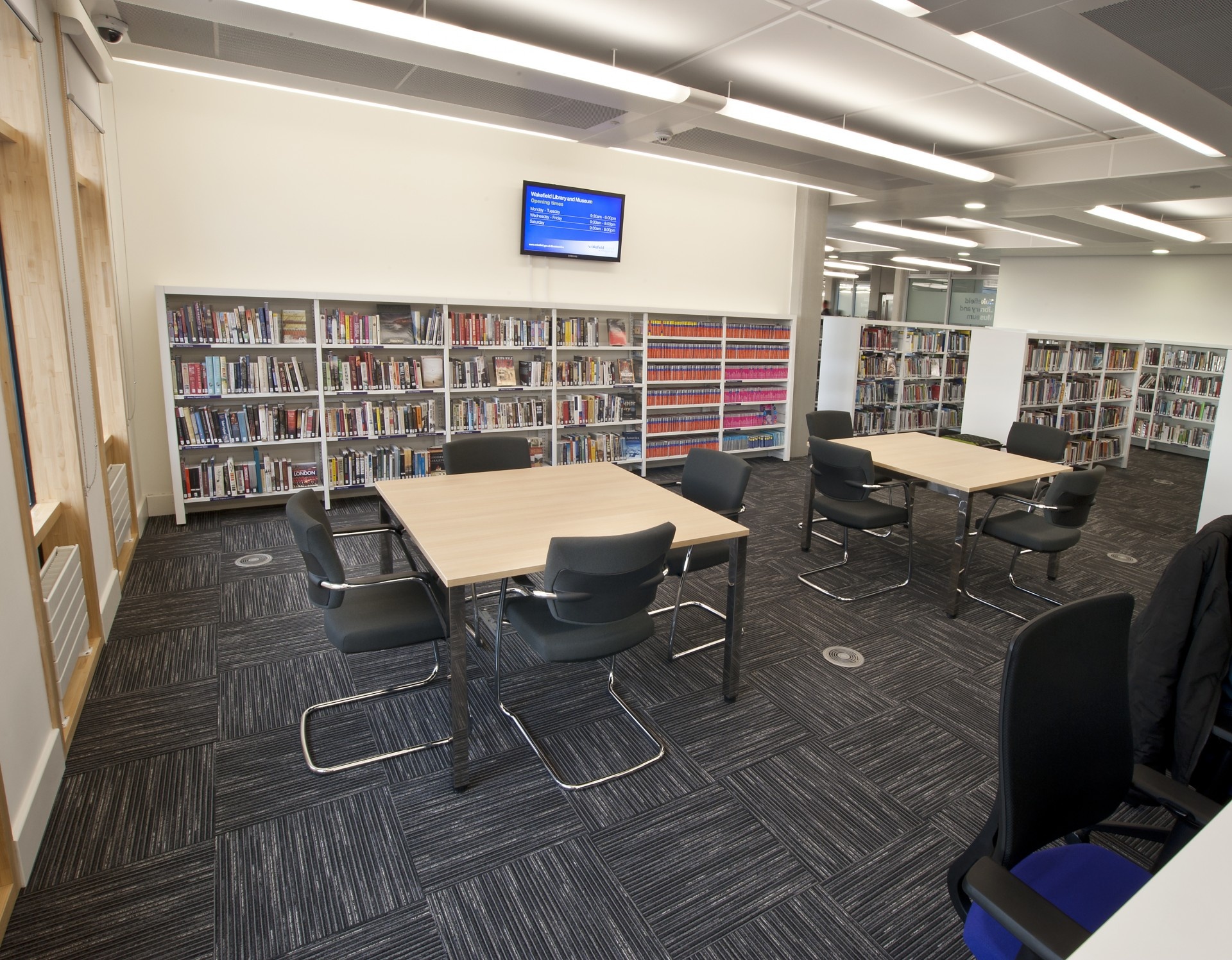 an image for Wakefield One Library