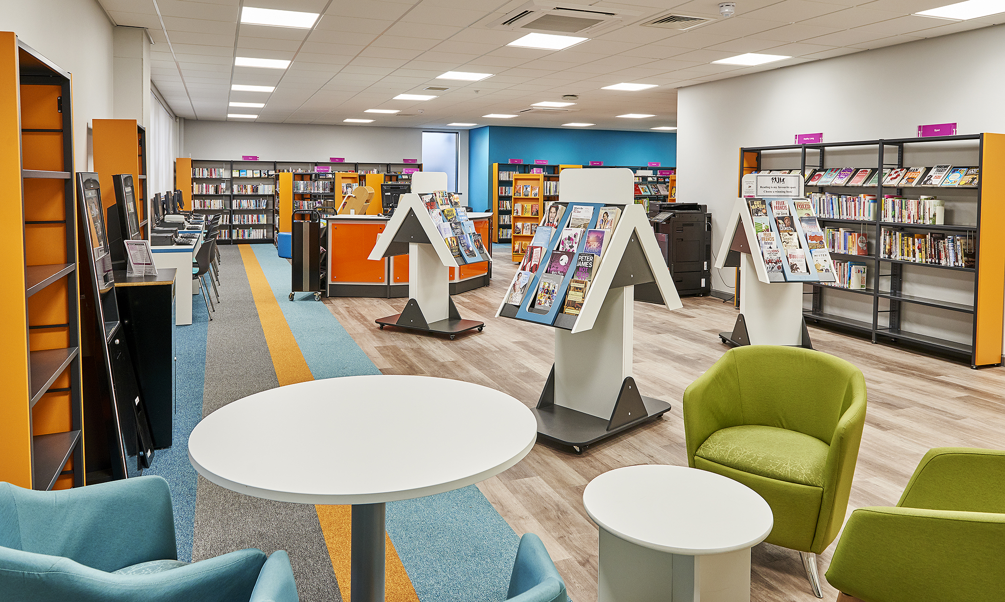 an image for Woodseats Library