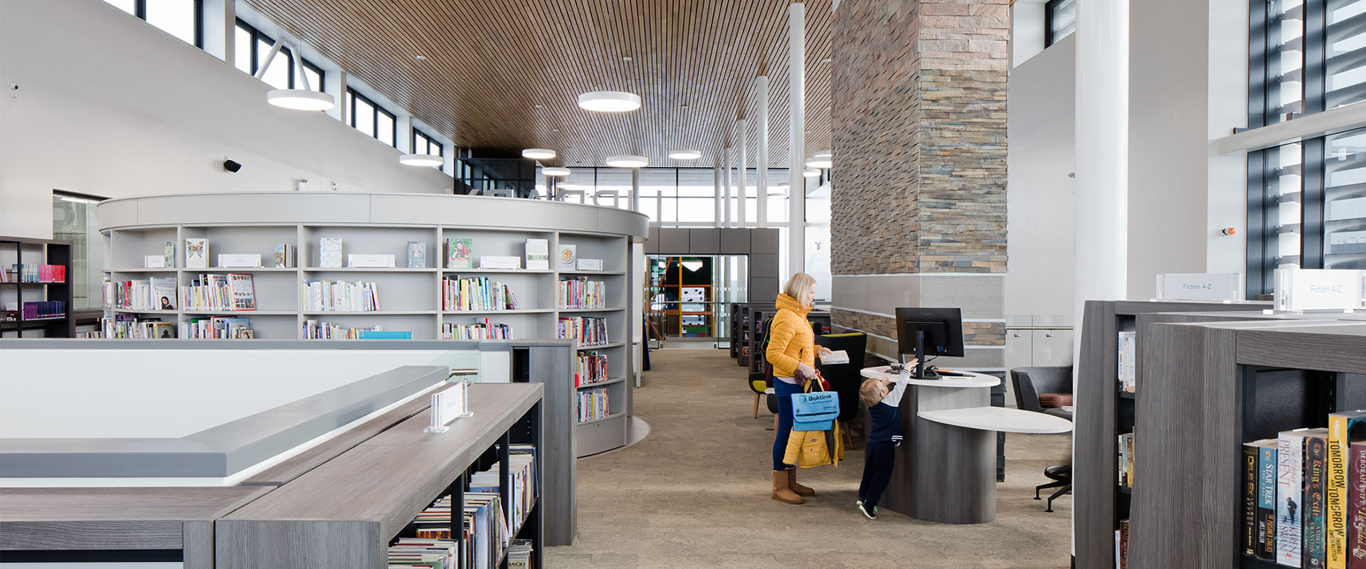 An image for Public libraries